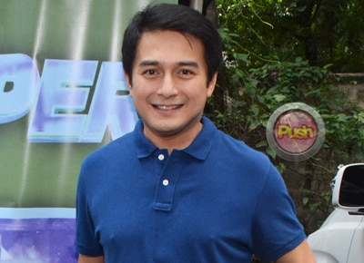 Dominic Ochoa gets emotional about 'My Super D' finale