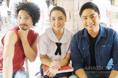On the set of FPJ's Ang Probinsyano: Meg Imperial bilang Marie