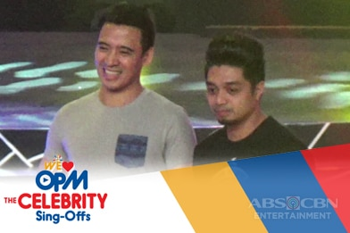 BEHIND-THE-SCENES: We Love OPM Grand Sing Offs