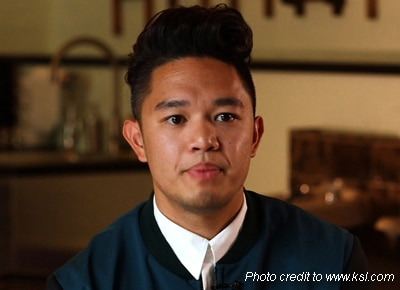 Filipino-American hairstylist gives free haircuts to the homeless
