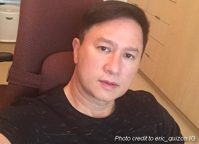 Eric Quizon admits he was shocked by the Zsa Zsa Padilla-Conrad Onglao breakup