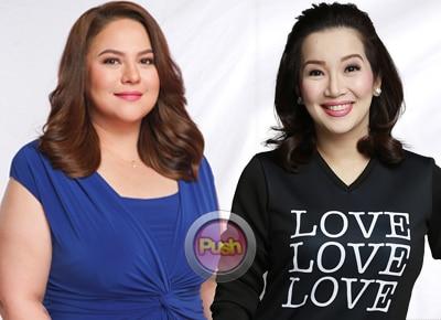 Karla Estrada is not threatened with Kris Aquino's TV comeback
