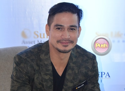 Piolo Pascual speaks up on viral photo with son Inigo