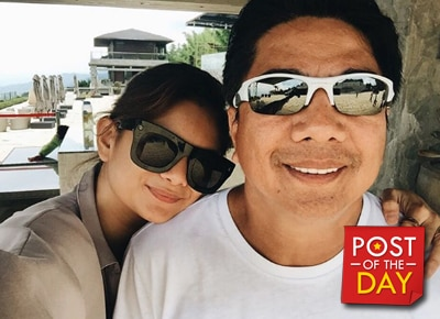 Willie Revillame bonds with daughter Meryll and son Juamee