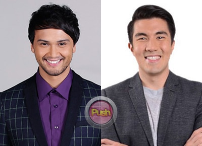 Billy Crawford says he and Luis Manzano just laugh off gay rumors