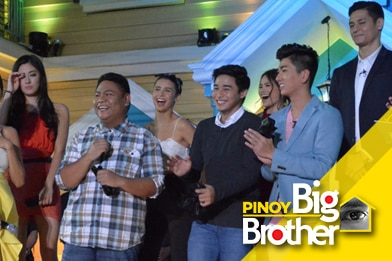 PHOTOS: Pinoy Big Brother Season 7 Big Salubong