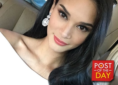 Esquire PH announces Pia Wurtzbach as this year's 'sexiest woman alive'