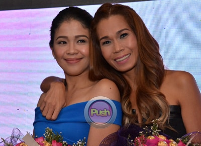 Pokwang reacts to Melason split