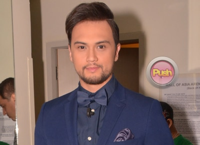 Billy Crawford says he wants a very simple wedding