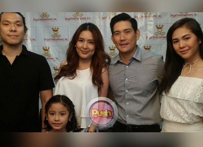 "Richard Yap leads cast of ""Mano Po 7"""