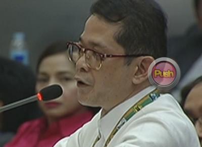 Hero Bautista steps down as Councilor