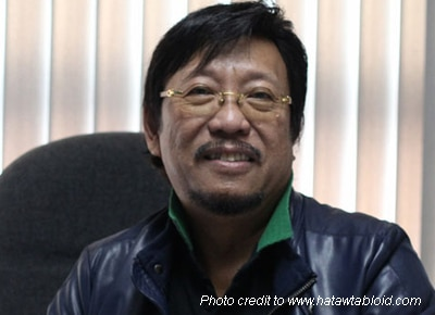 EXCLUSIVE: Rey Langit says he has no plans of retiring