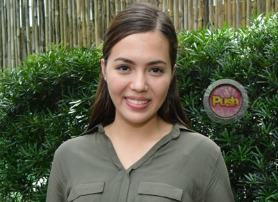Julia Montes talks about friendship with Angel Locsin, Dimples Romana