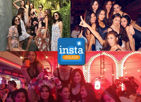 LOOK: Isabelle Daza's bachelorette party in Bali, Indonesia