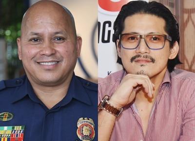 Gen. Ronald 'Bato' dela Rosa not in favor of Robin Padilla's plea for a dialogue regarding celebs in