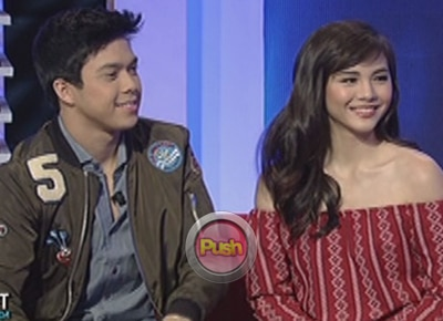 Elmo Magalona's message to Janella Salvador's bashers: 'She's one of the most kindhearted people you