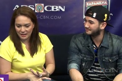 Sylvia Sanchez and Matt Evans talk about their role in 'The Greatest Love'