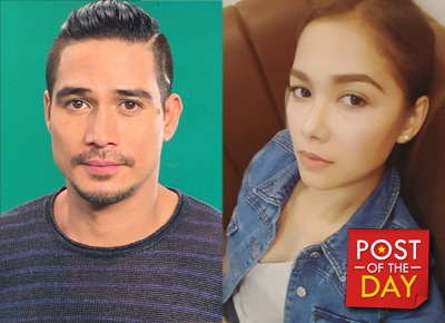 LOOK: Maja Salvador and Piolo Pascual work out together