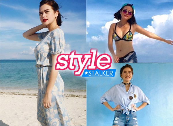 Bela Padilla's quirky and lovable style