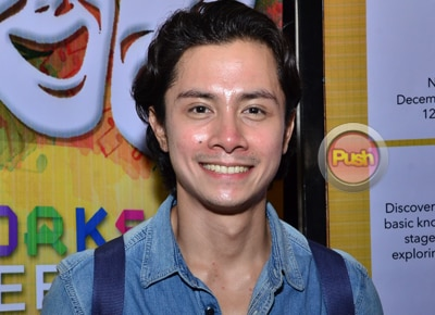 "JC Santos thanks Jadine fans for positive feedback on his performance in ""Till I Met You"""