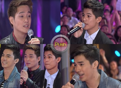 Meet the three aspirants who passed the audition of Pinoy Boyband Superstar