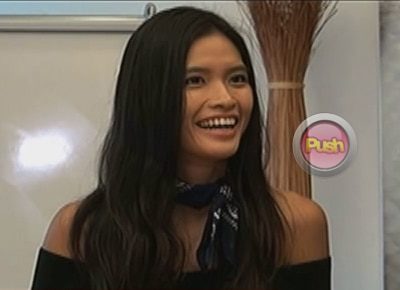 Janine Tugonon is the first Pinay in a Victoria's Secret commercial