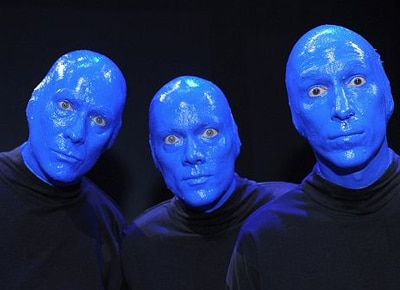 World famous show Blue Man Group comes to Manila for the first time