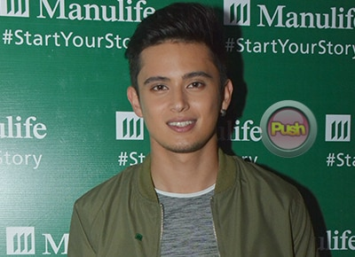 James Reid admits he once thought of returning to Australia during a career lull