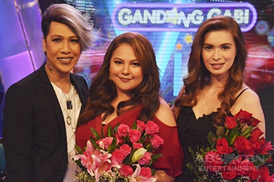 PHOTOS: #GGVTawaNaBes with Karla and Sunshine