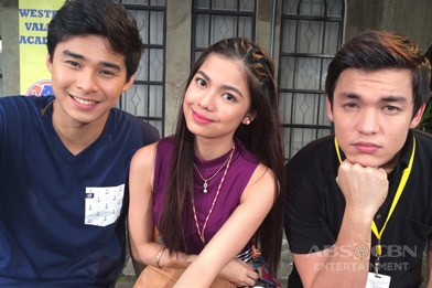 Behind-the-scenes: On the set of Wansapanataym Presents Tikboyong