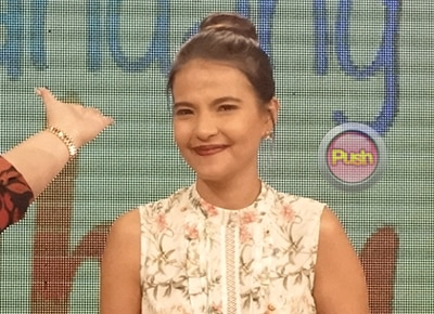 Alessandra de Rossi vows not to have a love life anymore