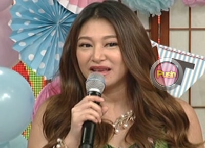 It's a baby girl for Rufa Mae Quinto