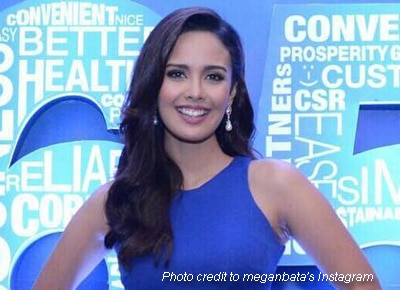Megan Young reacts to being compared to Miss World Philippines Catriona Gray