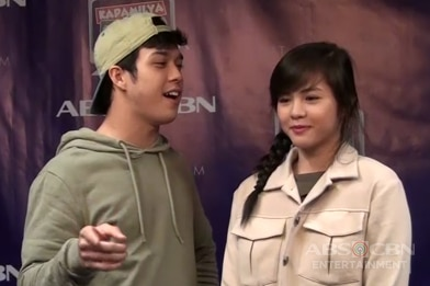 "Kapamilya Covers Presents ElNella's rendition of ""Closer"""