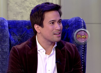Sam Milby shares the best way to move on for him