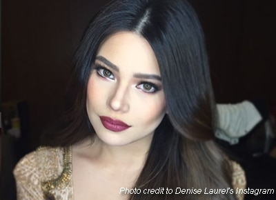 Denise Laurel apologizes for posting about the calling off of her engagement