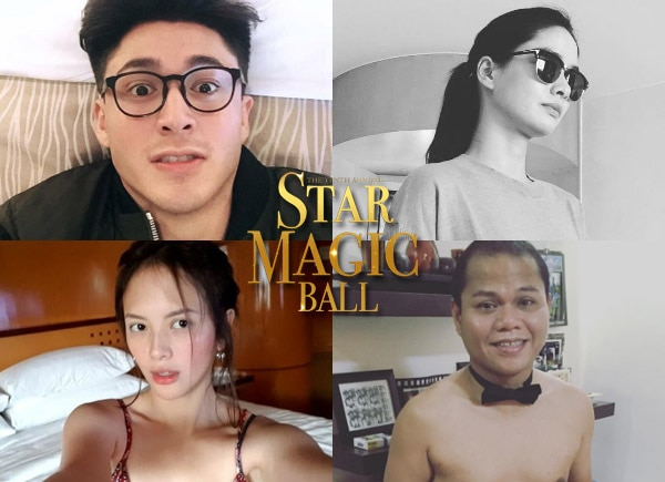 Instastalker: A peek at some behind-the-scenes action at the Star Magic Ball 2016