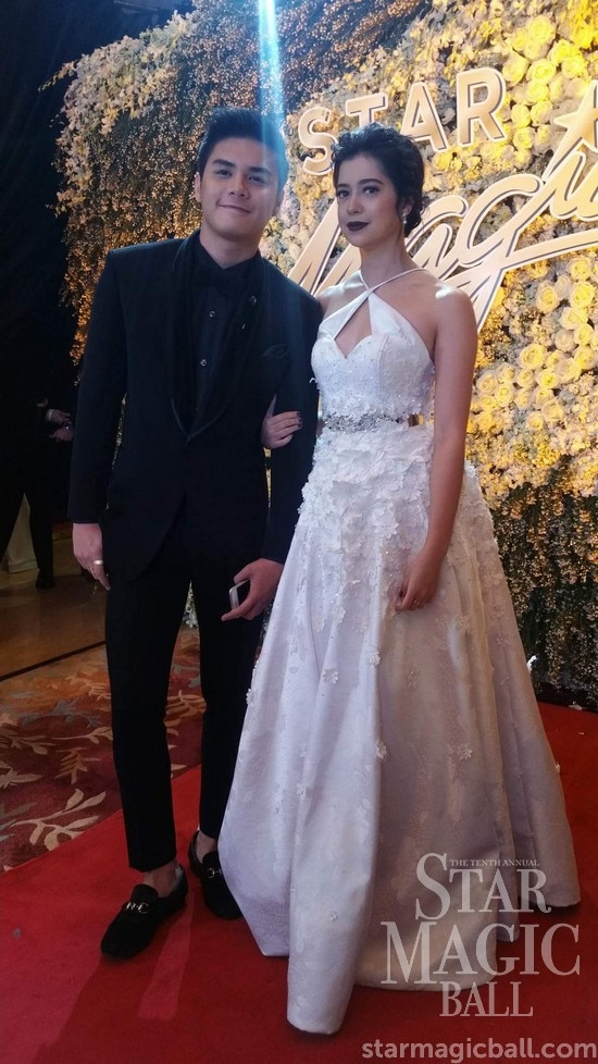 Star Magic Ball 2016: Couples on the red carpet (Part 2)