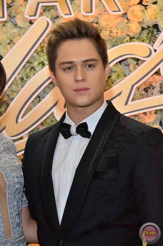 Stylestalker: Men with standout hairstyles at the Star Magic Ball 2016