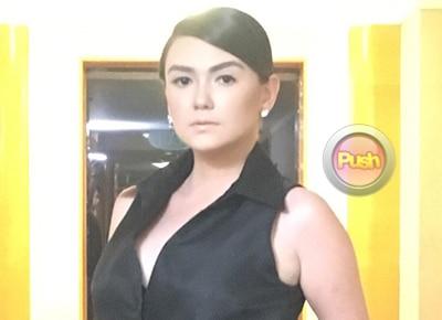 Angelica Panganiban reacts on rumored reconciliation with John Lloyd Cruz