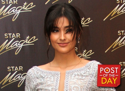 Liza Soberano earns admiration from fellow celebs at the Star Magic Ball 2016