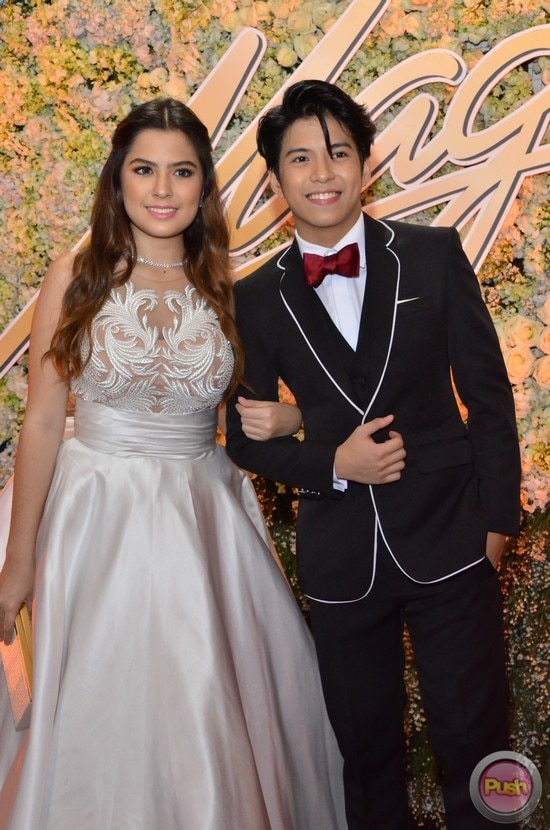 All Grown Up: Former child stars get glammed up at the Star Magic Ball 2016