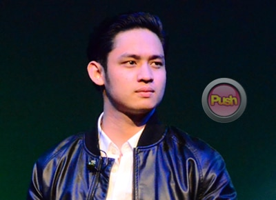 Michael Pangilinan says he hasn't seen his child for five months now