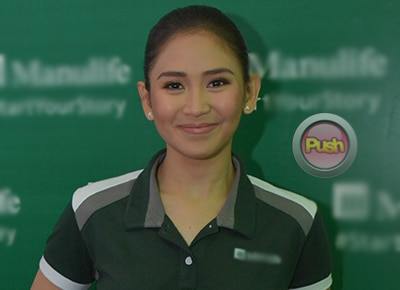 Sarah Geronimo says she's 100 percent back to working again