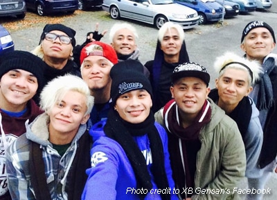 XB Gensan to defend their title at the Dance2Dance: The World Streetdance Showcase Competition in Sw