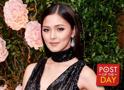 Kim Chiu dismayed with airline over damaged guitar case