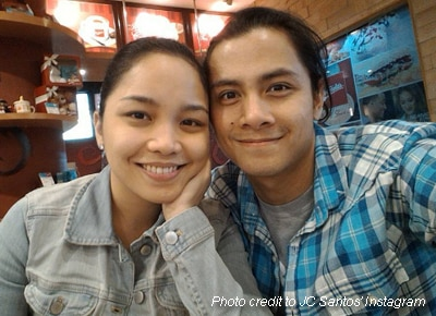 JC Santos's girlfriend talks about their three-year relationship