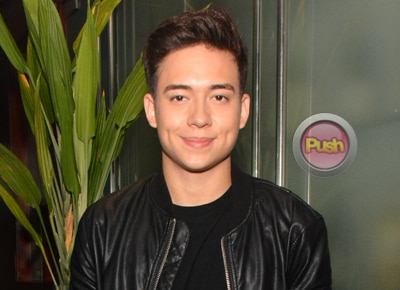 EXCLUSIVE: Jameson Blake says he's not really looking for a love team partner