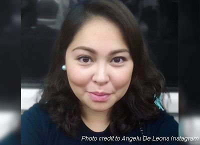 Angelu de Leon suffers from Bell's Palsy for the second time