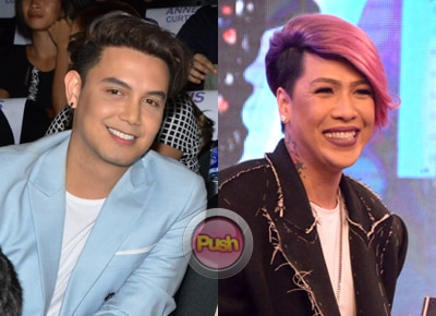 Paolo Ballesteros says he's not a threat to Vice Ganda: 'Walang ganu'n'
